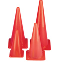 Safety Cones (12-PACK)