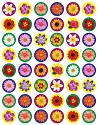 Real Flower Stickers